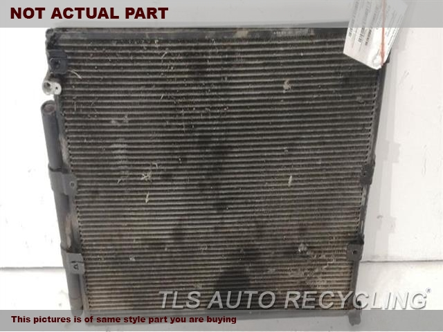 2001 Lexus LX 470 AC Condenser. (FRONT AND REAR AC)