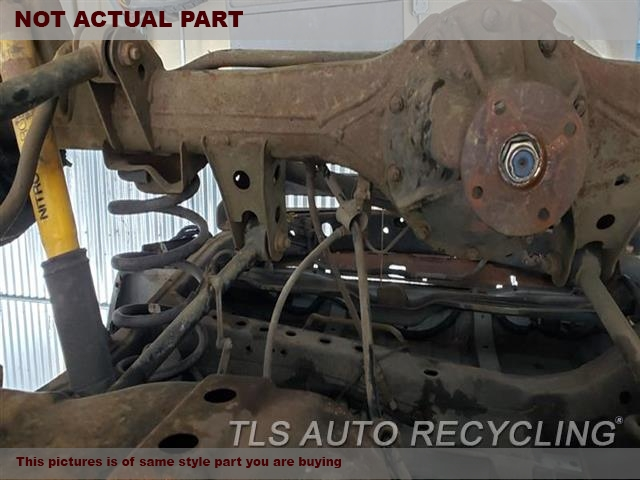 2001 Lexus LX 470 Rear axle assembly. (4.30 RATIO, NON-LOCKING)
