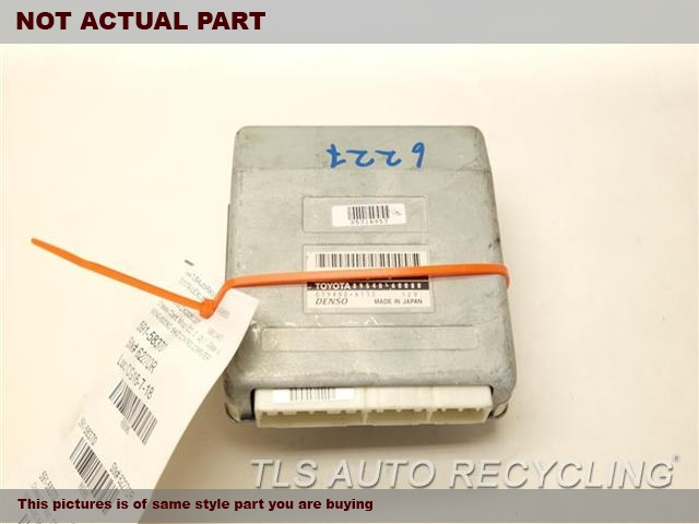 1999 Toyota Land Cruiser Chassis Cont Mod. 89540-60080 SKID CONTROL COMPUTER