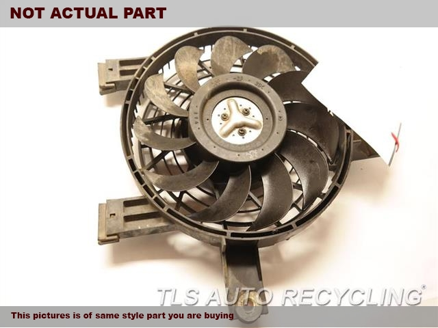 2000 Toyota Land Cruiser Rad Cond Fan Assy  FAN ASSEMBLY, (8 CYLINDER, CONDENSE