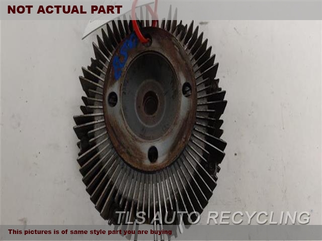 2001 Lexus LX 470 Fan Clutch.