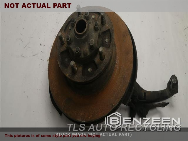 2001 Lexus LX 470 Spindle Knuckle, Fr. LH