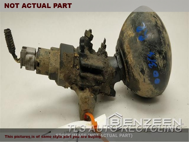 2001 Lexus LX 470 Susp Comp Pump. 49130-60010SUSPENSION CONTROL PUMP ACCUMULATOR