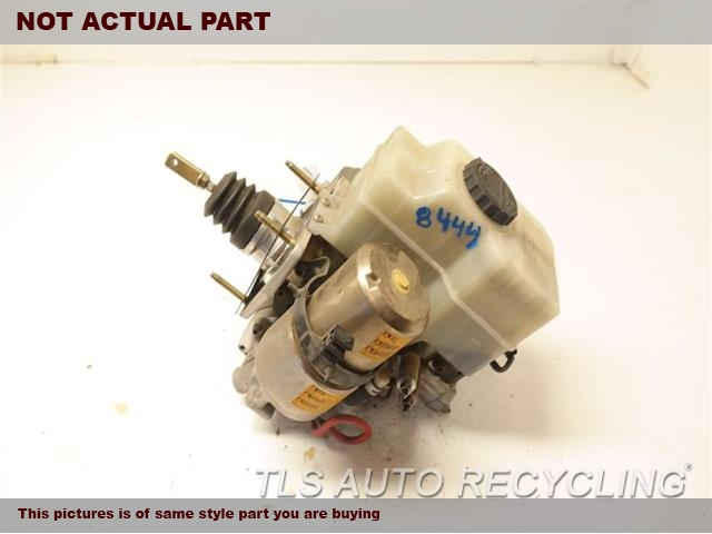 2001 Lexus LX 470 Abs Pump. ACTUATOR AND PUMP ASSEMBLY