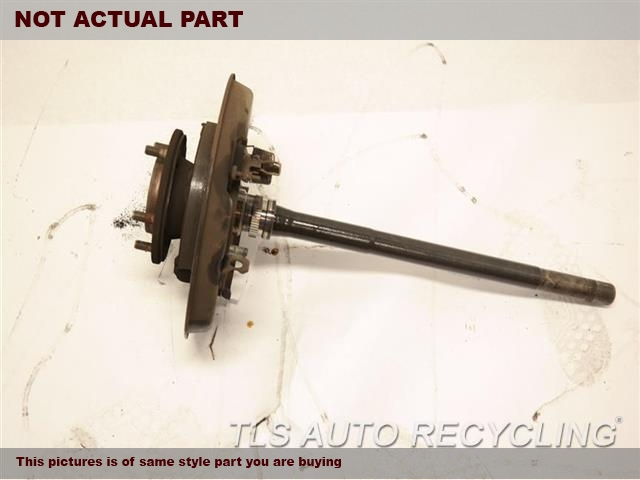 2001 Lexus LX 470 Axle Shaft. PASSENGER REAR AXLE 42301-60901