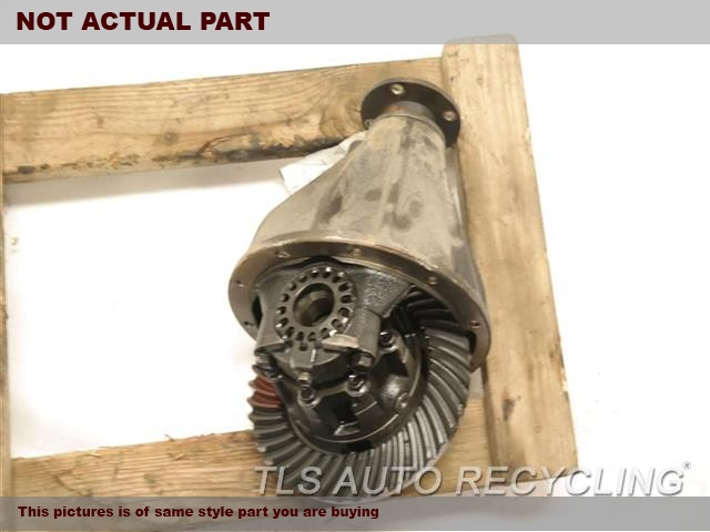 2001 Lexus LX 470 Rear differential. REAR DIFFERENTIAL ASSY 41110-60880
