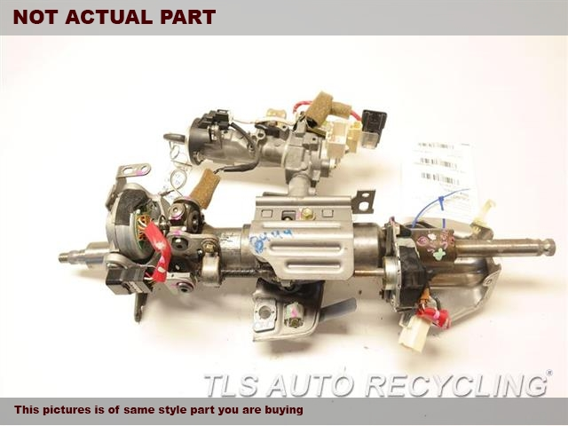 2001 Lexus LX 470 Steering Column.  FLOOR SHIFT