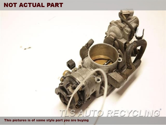 2001 Lexus LX 470 Throttle Body Assy. STAMPED 22030-50142