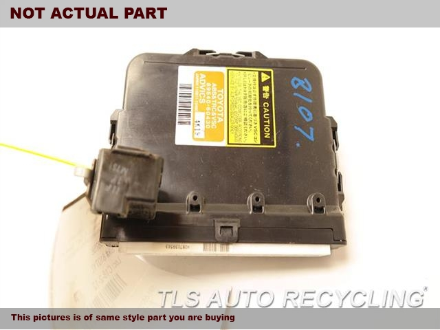 2004 Toyota Land Cruiser Chassis Cont Mod. 89540-60430 SKID CONTROL COMPUTER