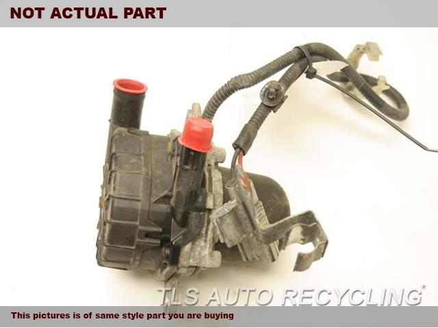 2013 Toyota Tundra Air Injection Pump. INJECTION PUMP HOSE 17621-0S012