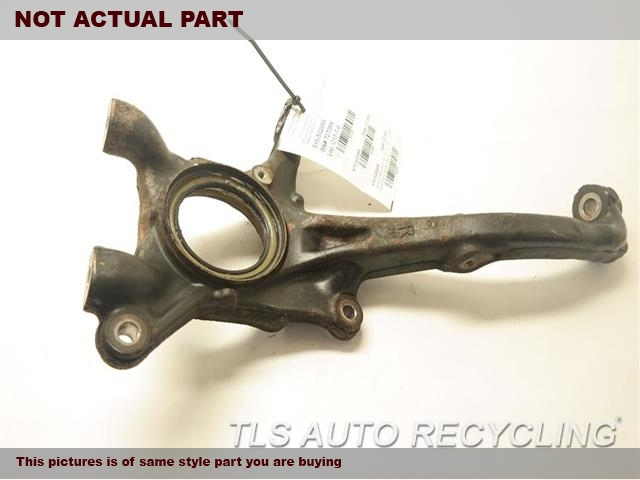 2010 Lexus Lx 570 Spindle Knuckle, Fr  RH