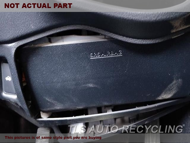 2014 Lexus IS 250 Air Bag. LH,SDN, DRIVER, KNEE