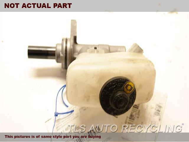 2014 Lexus IS 250 Brake Master Cylinder. SDN