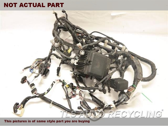 2004 lexus rx 330 engine wire harness 82121 0e010 used a grade available replacement options please verify oem part number