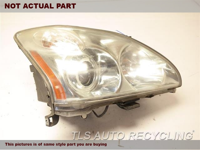 2005 lexus rx330 headlight assembly replacement