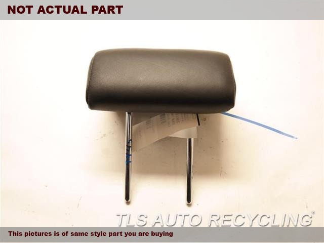 2010 Lexus RX 350 Headrest. TAN,LEA,FRONT,HEADREST