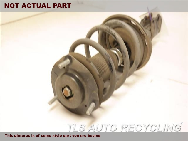 2011 Lexus RX 450H Strut. RH,FRONT, W/O AIR SUSPENSION, R.