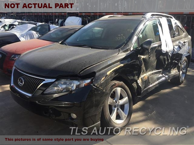 lexus rx 350 cars for parting out
