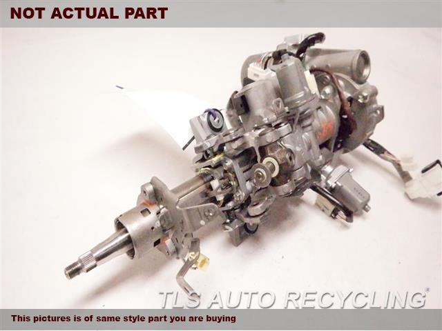 2011 Lexus RX 450H Steering Column.  FLOOR SHIFT