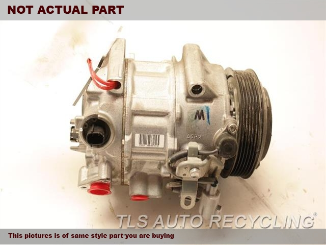 2017 Lexus IS200T AC Compressor. AC COMPRESSOR