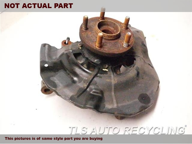 2006 Lexus RX 400 Spindle Knuckle, Fr. RH