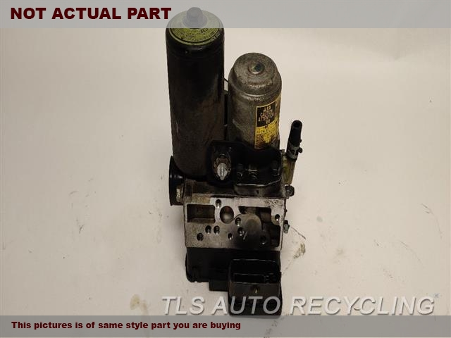 ABS,ACTUATOR AND PUMP ASSEMBLY