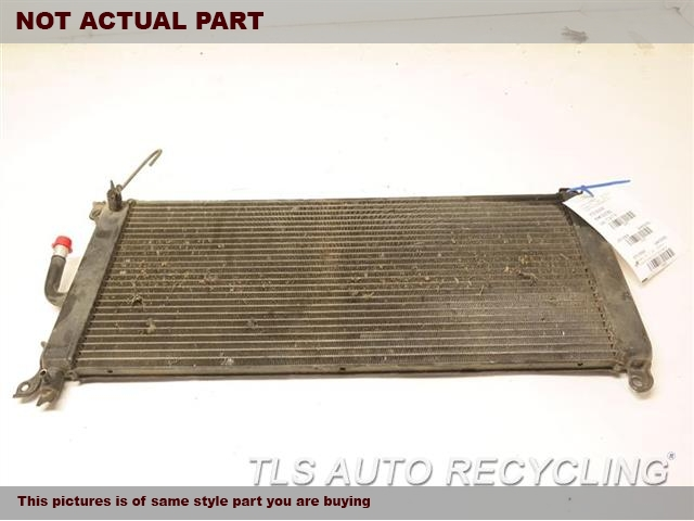 2006 Lexus RX 400 Radiator. INVERTER (ELECTRIC)