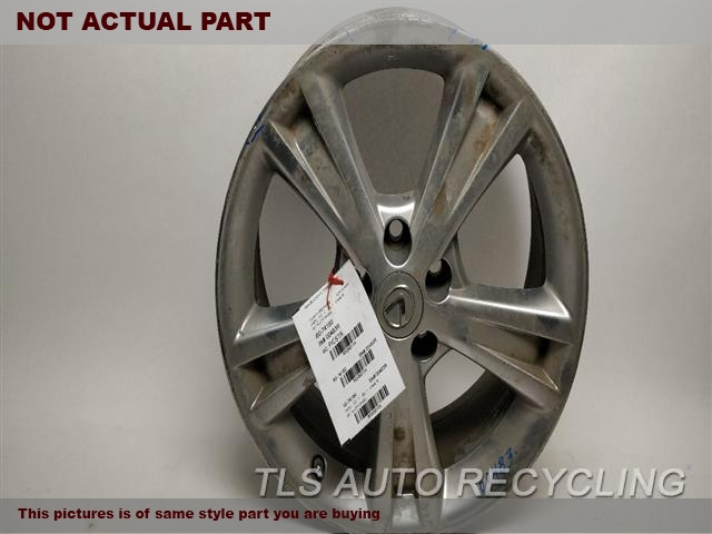 2008 Lexus RX 400 Wheel. CURB RASH000,(ALLOY), 18X7