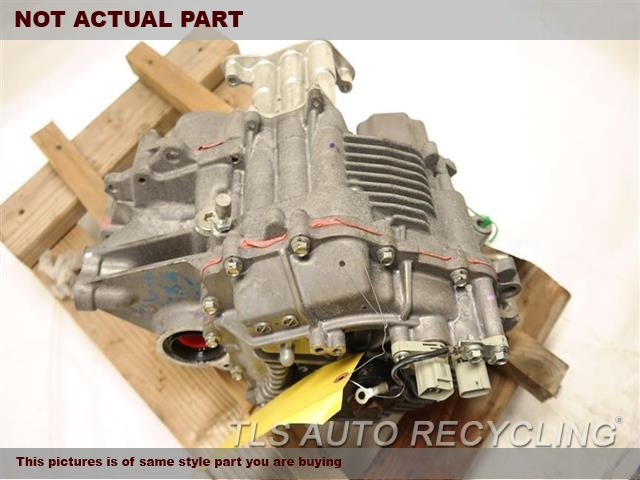2006 Lexus Rx 400 Engine Assembly  REAR ELECTRIC MOTOR G1050-48010