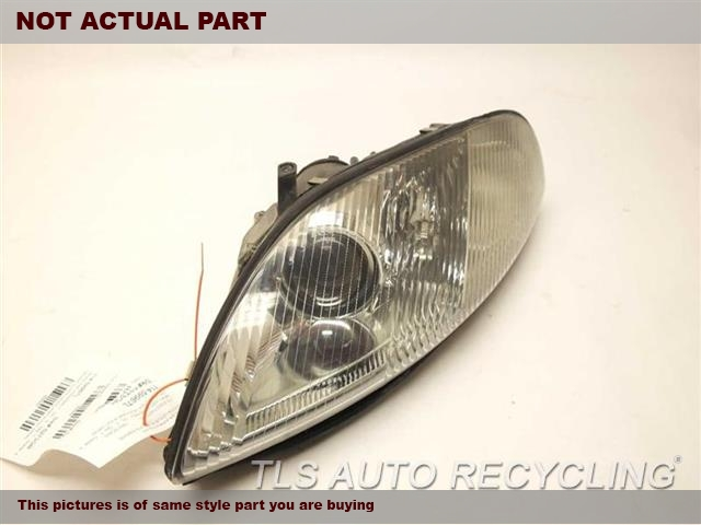 DRIVER OUTER HEADLAMP 81521-24040
