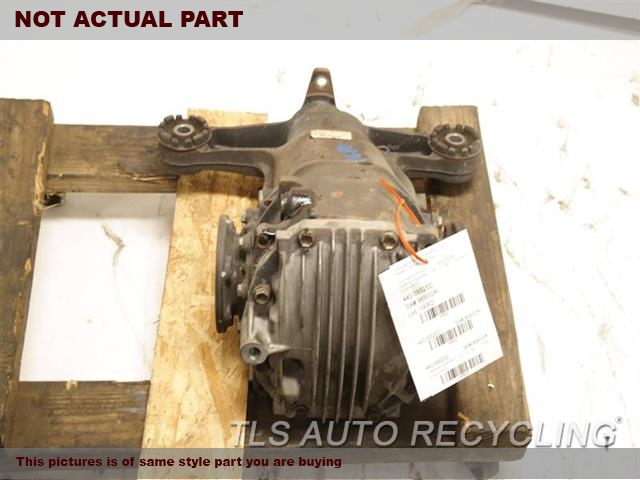 REAR DIFFERENTIAL 41110-30821