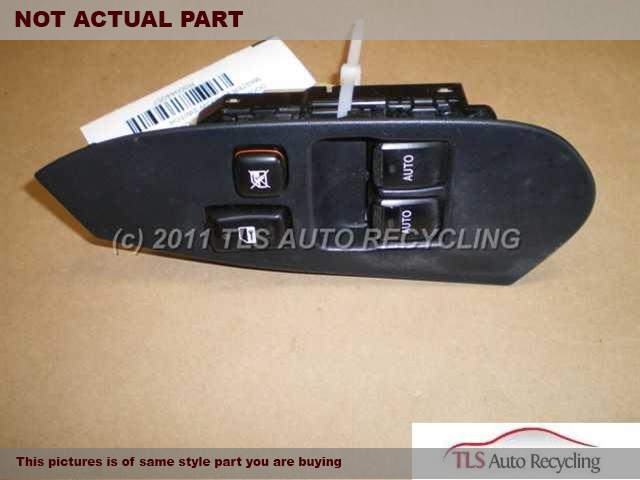 2007 Lexus SC 430 Door Elec Switch. MASTER WINDOW SWITCH 84040-24040