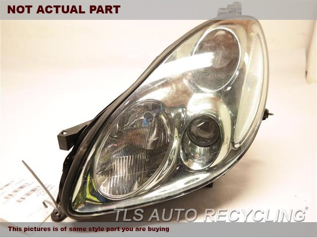 LH,XENON HEADLAMP
