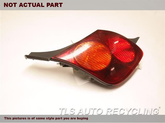 2002 Lexus Sc 430 Tail Lamp  CHECK