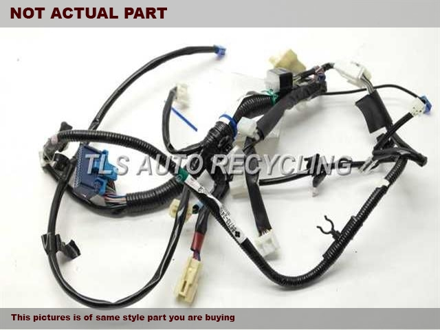2003 lexus sc 430 body wire harness 82162 24181 used. Black Bedroom Furniture Sets. Home Design Ideas