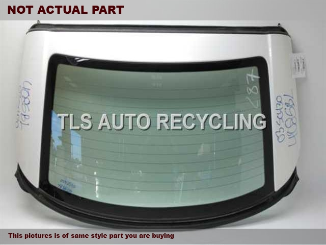 2007 Lexus SC 430 Roof Assembly. GRAY  FRONT ROOF PANEL 63201-24050