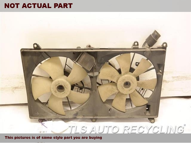 2002 Lexus SC 430 Rad Cond Fan Assy. FAN ASSEMBLY
