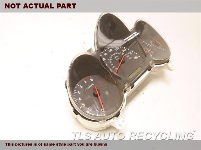 2002 Lexus SC 430 Speedo Head/Cluster. (CLUSTER), MPH, W/O COMPASS DISPLAY