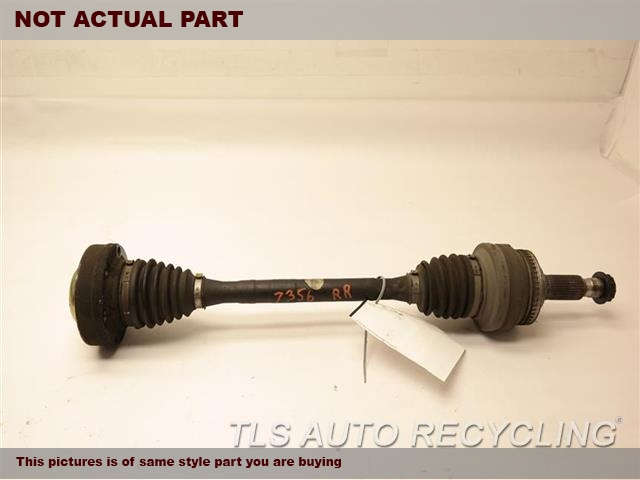 2002 Lexus SC 430 Axle Shaft. RH,REAR AXLE, R.
