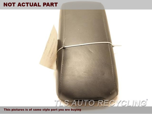 2007 Lexus SC 430 Console front and Rear. 58920-24070-E0TAN CENTER CONSOLE LEATHER LID