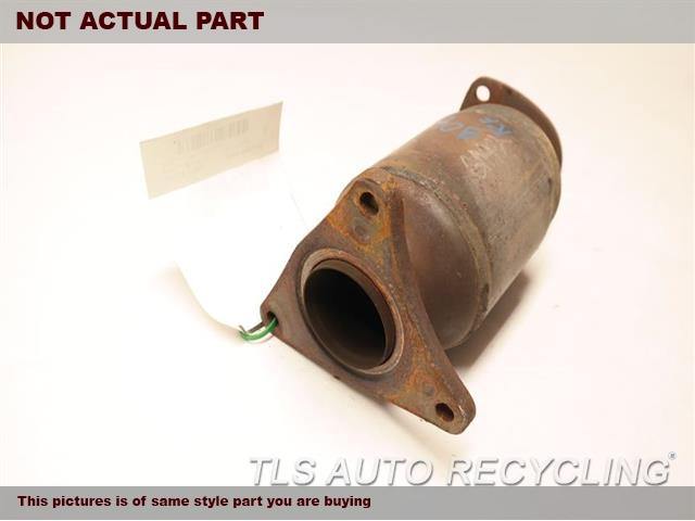 FRONT EXHAUST PIPE 17410-50340