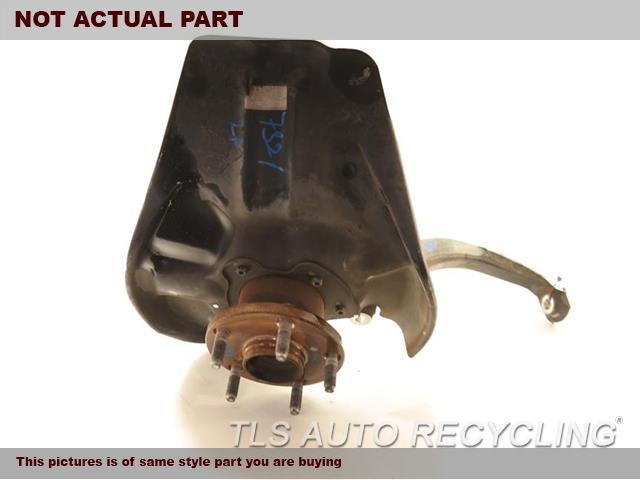 2002 Lexus SC 430 Spindle Knuckle, Fr. LH,KNUCKLE
