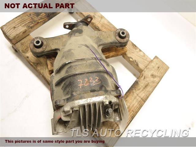 2007 Lexus SC 430 Rear differential. REAR DIFFERENTIAL 41110-50230