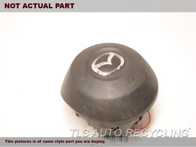 2016 Mazda Mazda 3 Air Bag  DRIVERS ROOF