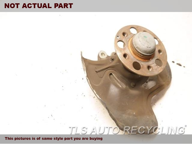 2004 Mercedes CLK500 Spindle Knuckle, Fr. RH,209 TYPE, CPE, CLK500, R.