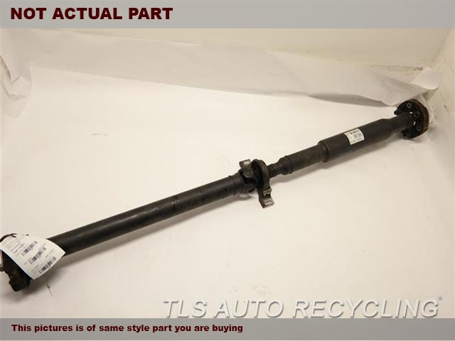 2013 Mercedes C250 Drive Line, Rear. REAR DRIVE SHAFT 2044100816