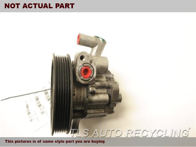 2013 Mercedes C250 PS Pump/Motor. POWER STEERING PUMP 0004602983