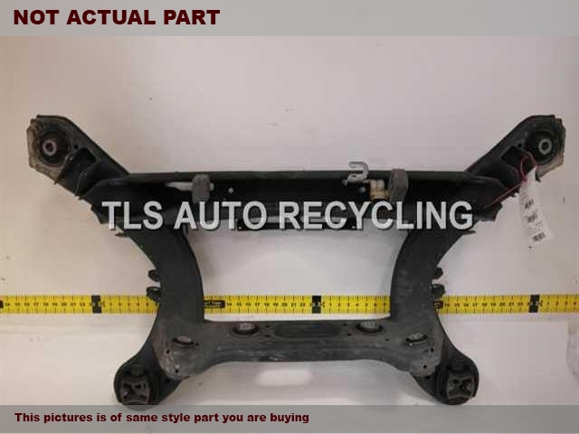 2013 Mercedes C250 Sub Frame. REAR CROSSMEMBER 2043500141