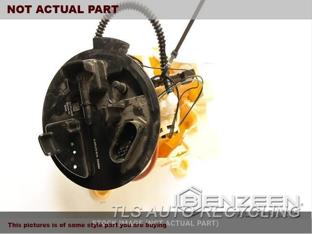 2015 Mercedes C300 Fuel Pump  2.0L,205 TYPE, PUMP ASSEMBLY, (TANK