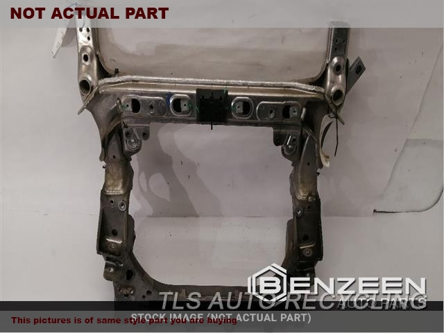 2015 Mercedes C300 Sub Frame. 2.0L,205 TYPE, FRONT, C300 (SDN)RWD